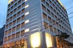 Отель Uozu Manten Hotel Ekimae