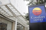 Отель Comfort Hotel Toyokawa