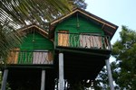 Отель Yala Eco Tree House
