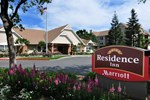 Отель Residence Inn Fresno