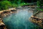 Отель Alba Thanh Tan Hot Springs Resort
