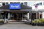 Отель Kyriad Hotel Clermont Ferrand Centre