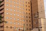 Отель Hotel Route-Inn Asahikawa Ekimae