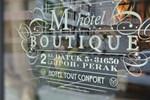 Отель M Boutique Hotel