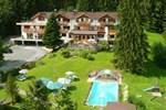 Апартаменты Appartements Gartenhotel Rosenhof bei Kitzbühel