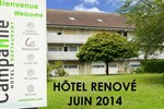 Отель Campanile Evry Est - Saint Germain les Corbeil