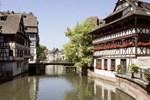 Отель ibis budget Strasbourg Quartier