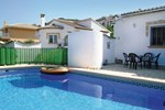 Апартаменты Holiday home El Ráfol de Almunia 38