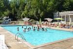 Отель Camping Audinac Les Bains