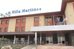 Отель Area de Servicio Villamartín