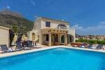 Holiday Villa Gabriela Calpe
