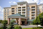 Отель Courtyard by Marriott Toronto Vaughan