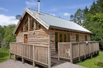 Отель Loch Aweside Forest Cabins