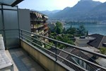 Amazing lake view Lugano Apartment