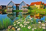 Апартаменты Dorfhotel Fleesensee