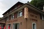 Отель Le Crêt de l'Anneau