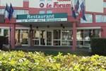 Отель Inter-Hotel Le Forum