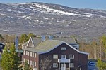 Отель Saltfjellet Hotell Polarsirkelen