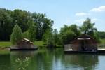 Гостевой дом Cabanes Flottantes du lac de Pelisse