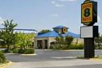 Отель Super 8 Motel Ft Stockton