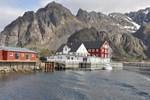 Отель Lofoten Arctic Hotel