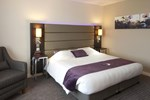 Отель Premier Inn Perth City Centre
