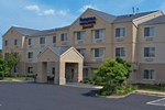 Отель Fairfield Inn & Suites Fredericksburg