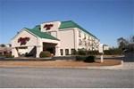 Отель Hampton Inn Milledgeville