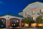 Отель Fairfield Inn by Marriott Denver Airport