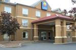 Отель Comfort Inn & Suites Airport And Expo