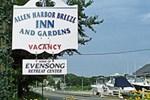 Отель Allen Harbor Breeze Inn and Gardens