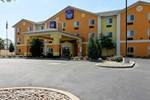 Отель Sleep Inn South Bend