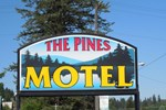 Отель The Pines Motel