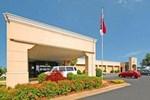 Отель Clarion Hotel Airport Greensboro