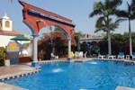 Отель Hotel Hacienda Flamingos