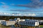 Отель Golden Tulip Strandhotel Westduin