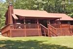 Отель Bearadise Retreat Cabin