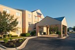 Отель Fairfield Inn & Suites Mt. Pleasant