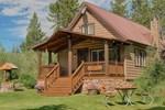 Апартаменты Grandma's Cabin