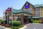 Отель Comfort Inn & Suites Fayetteville