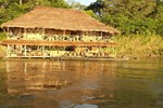 Отель Cabaña Flotante Kurupira