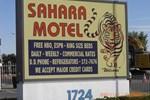 Отель Sahara Motel