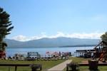 Отель Flamingo Resort on Lake George