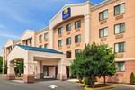 Отель Comfort Inn & Suites Meriden