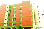 Отель Hotel Vila Verde