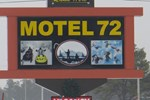 Отель Motel 72