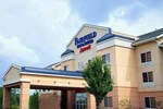 Отель Fairfield Inn and Suites Youngstown Austintown