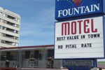 Отель Fountain Motel