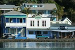 Отель Mangonui Waterfront Apartment Motels