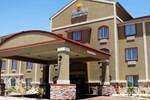 Отель Comfort Inn & Suites Monahans